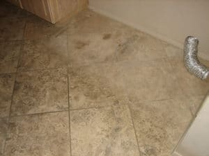 tile and grout repair before