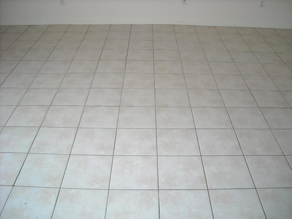 Tile Job Start To Finish 10 Commercial Cleaning