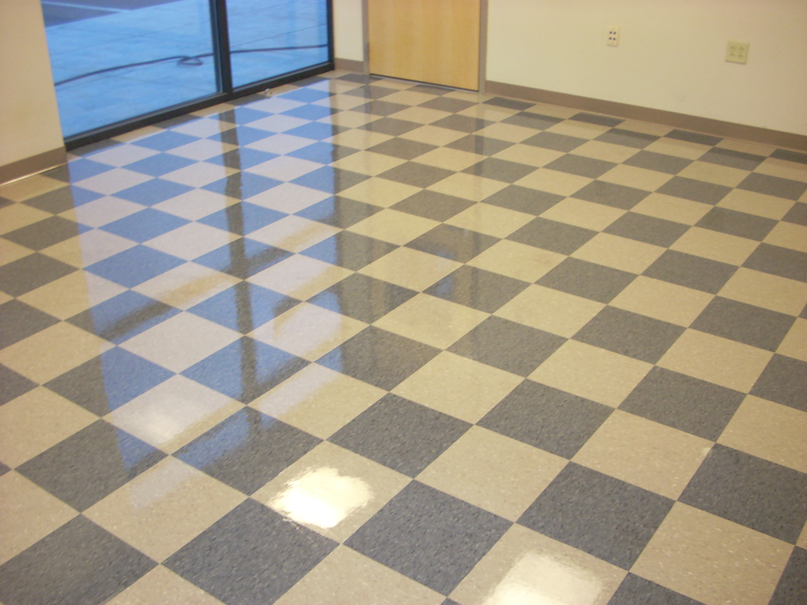 Vct Tile After