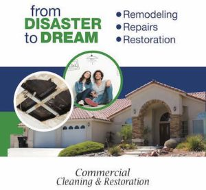 water damage in tucson