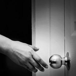 Coronavirus Touch Points - doorknob